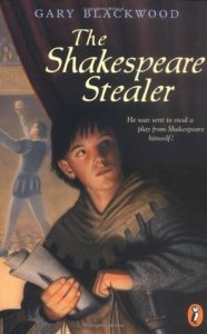 Shakespeare Stealer cover