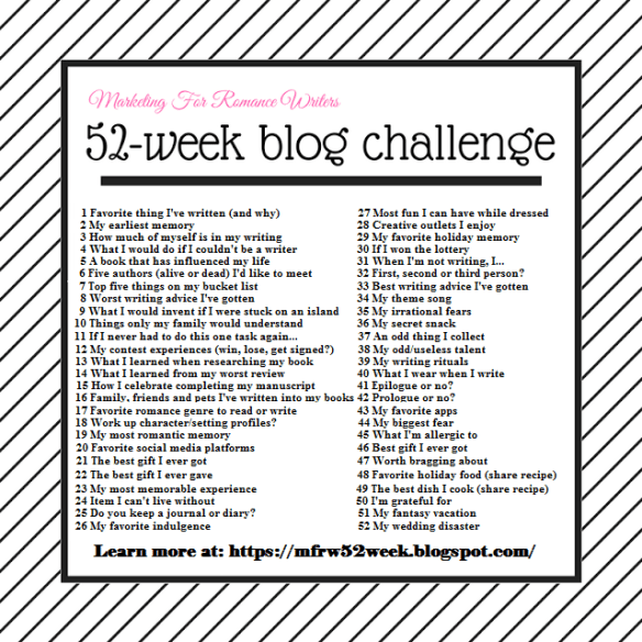 2018 blog challenge button