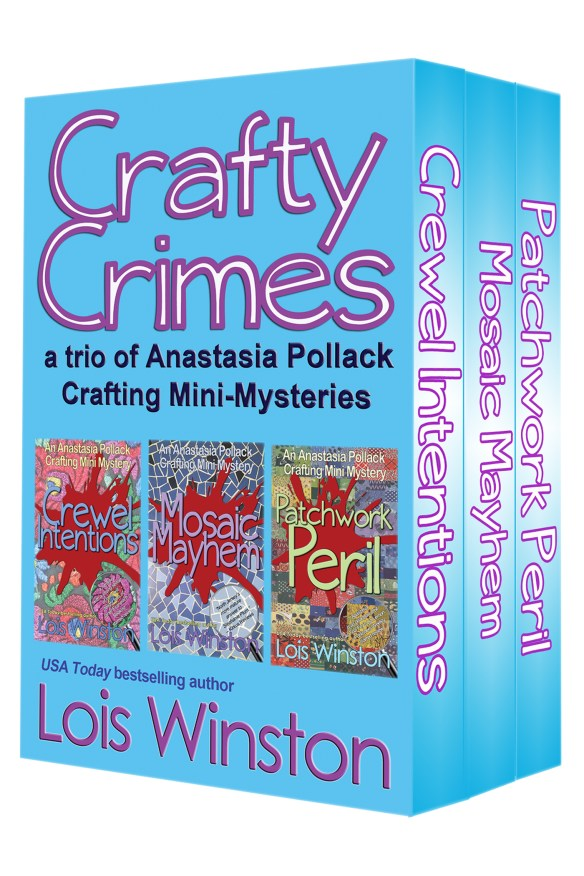 Crafty Crimes Bundle
