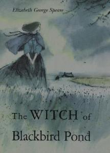 Witch of Blackbird Pond cover