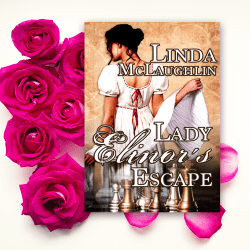 Lady Elinor graphic w roses