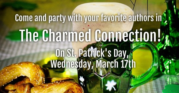 Charmed Conn St Pat Day graphic