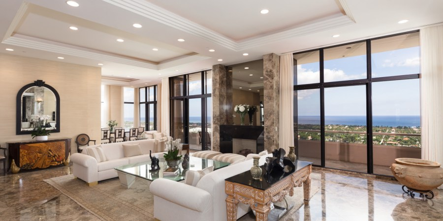 Grand Penthouse -Trump Plaza Elegant Seasonal Rental