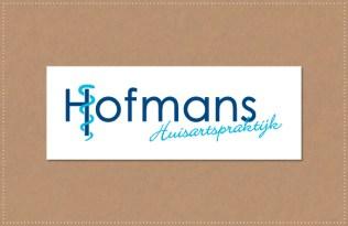 ontwerp Logo Hofmans Huisartsenpraktijk