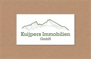 ontwerp Logo Kuijpers Immobilien GmbH