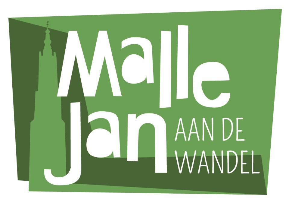 Ontwerp logo Mallejan aan tafelMallejan aan de wandel