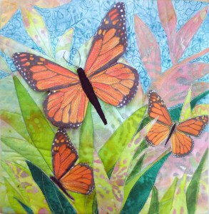 """butterfly fields 12 x 12"""""""