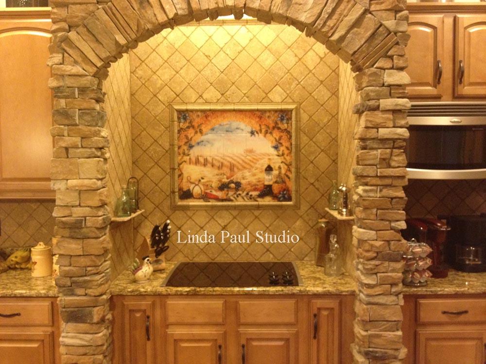 Kitchen Backsplash Pictures Ideas and Designs of Backsplashes on Granite Stove Backsplash  id=30321