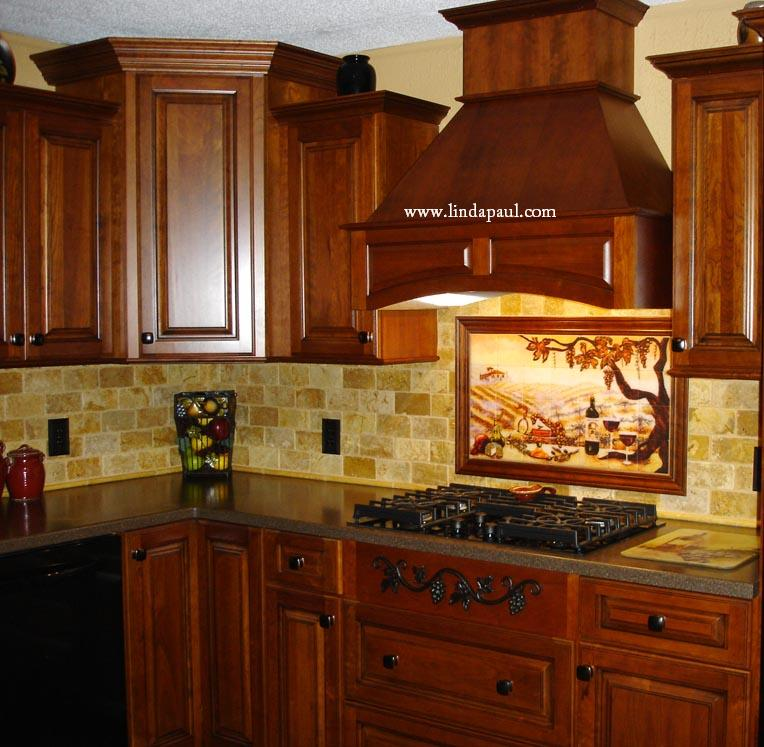Country Kitchen Tiles Ideas