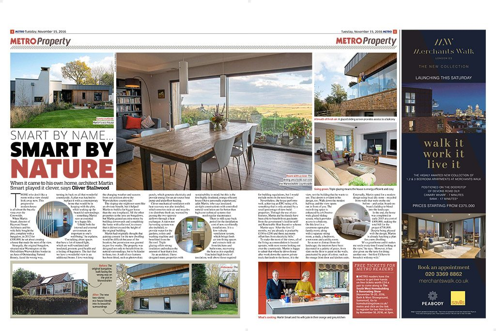 Photos featured in Metro property section | Linda Scannell