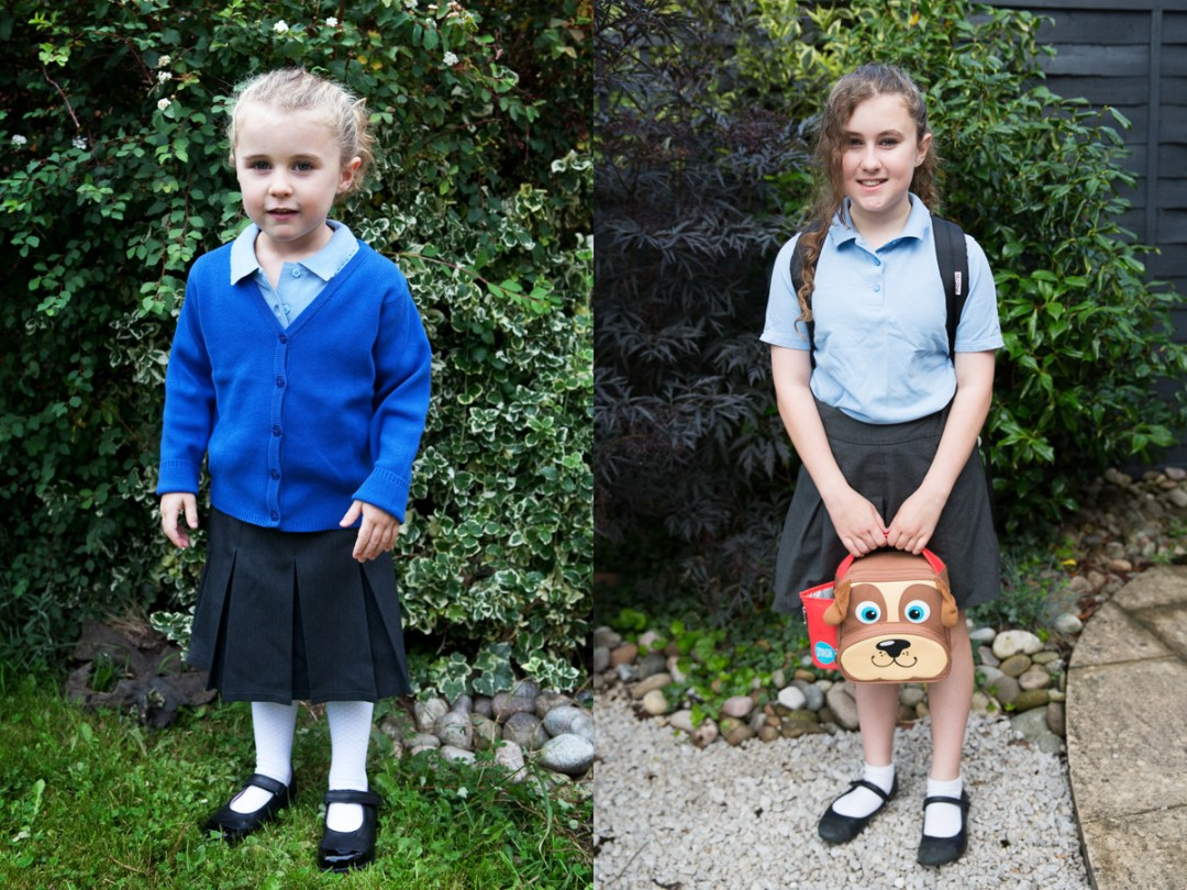 Back-to-school photo tips - comparison photo