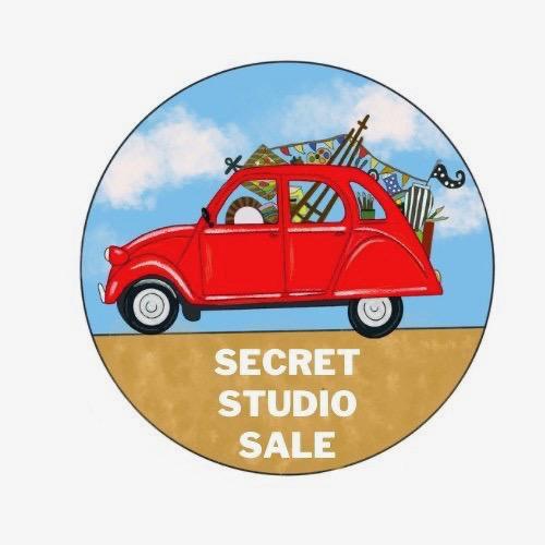 Warwickshire Secret Studio Sale