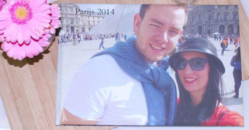 Webprint book Parijs uitgelicht