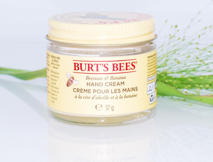 Burts Bees hand cream 11