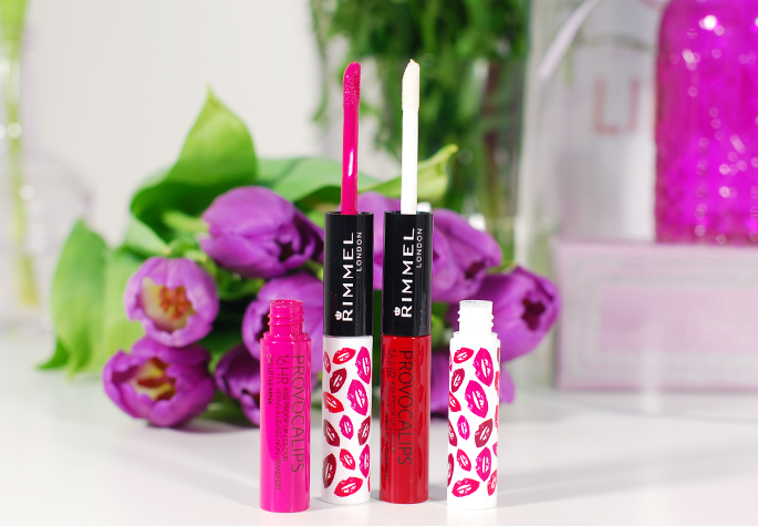 550 play with fire Provocalips 310 little minx kiss proof lip colour rimmel london vera camilla Xprovocalips review beauty blog lifestyle by linda