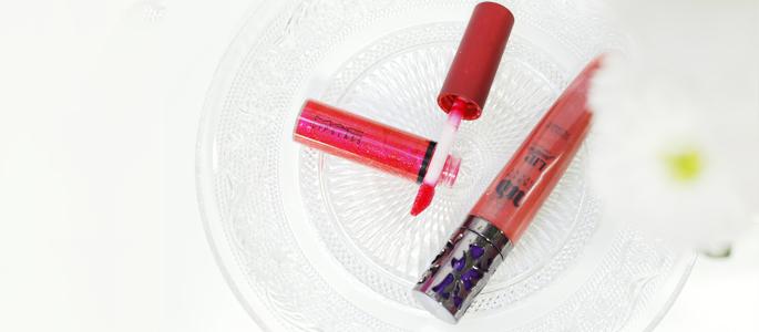 Beginnen met opmaken make-up lipgloss lipglass MAC Urban Decay