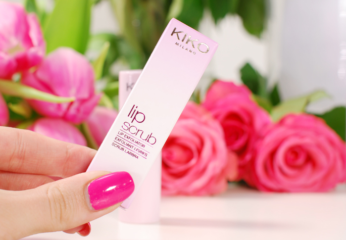 lip scrub Kiko Milano review lip exfoliator scrub labbra beeswax shea butter, beauty blog lifestyle by linda ervaring