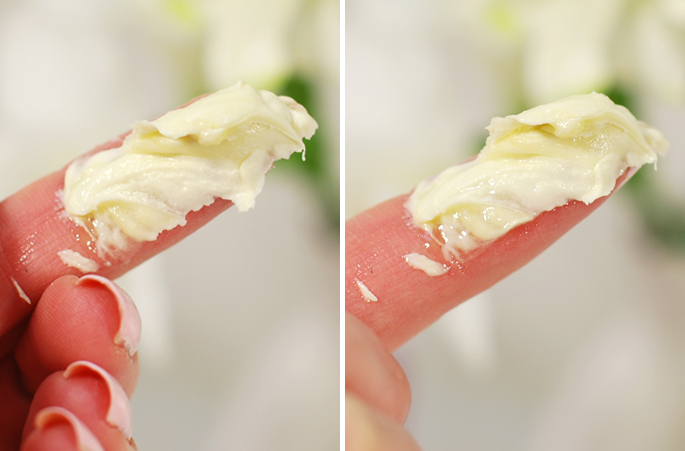 cacaoboter zacht en soepel crème nagelriemcrème Lush Lemony Flutter review nagelriemen nagelriem