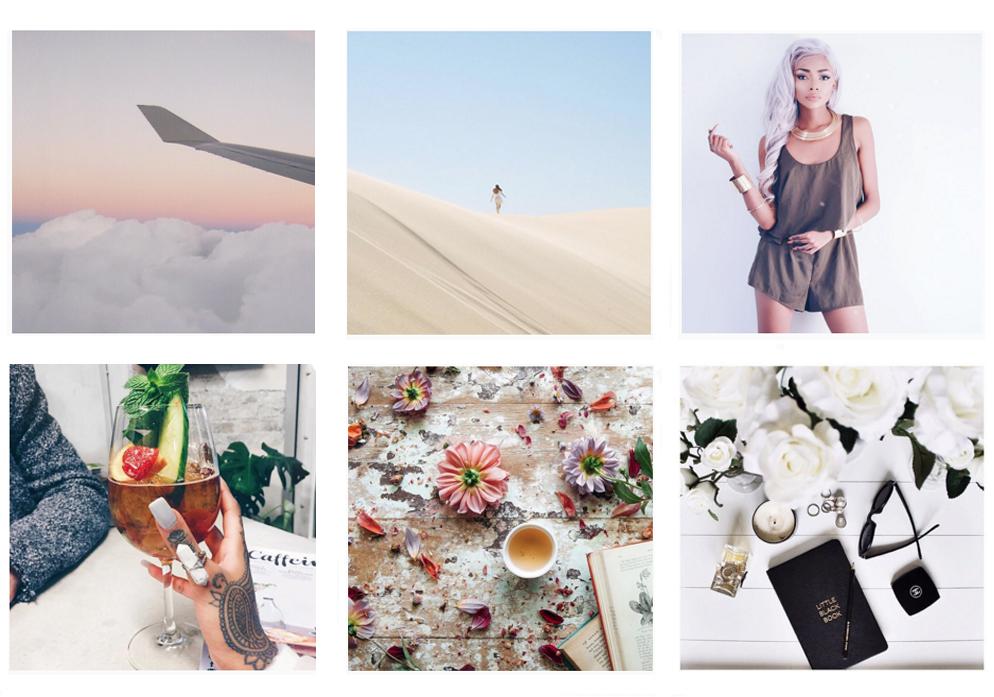 helloemilie Emilie Ristevski inspirerende instagram accounts Nyané Lebajoa nyanelebajoa instagram desiresbyus Oumayma Elboumeshouli instagram lifestyle by linda