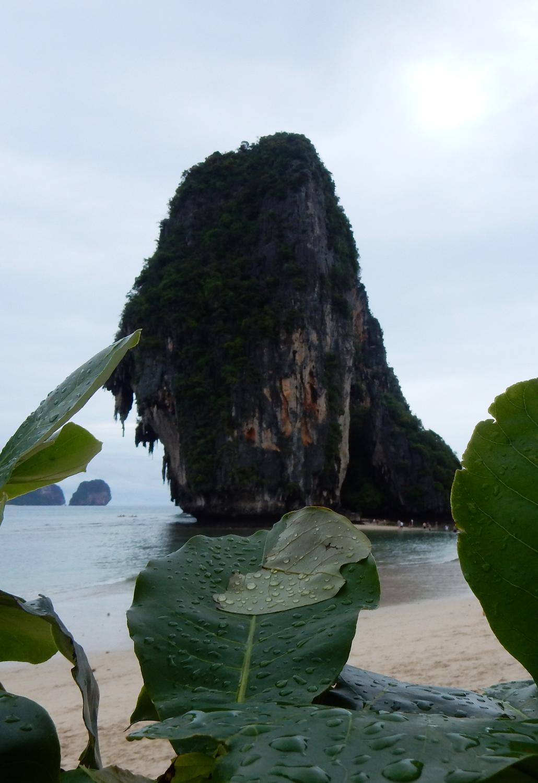 Railay beach ao nang krabi lifestyle by linda