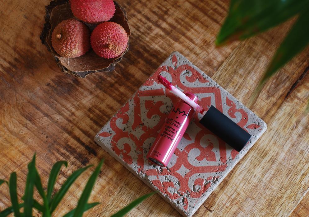 NYX soft matte lip cream smlc08 San Paulo lifestyle by linda