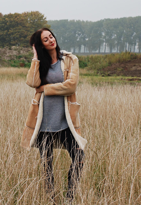 preloved closed coat jacket OOTD Winter Coat