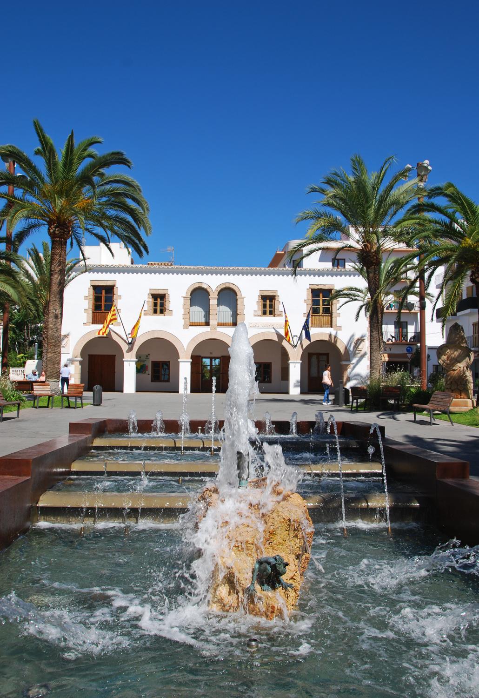 Santa Eularia Ibiza Travel blog Santa Eulària des Riu