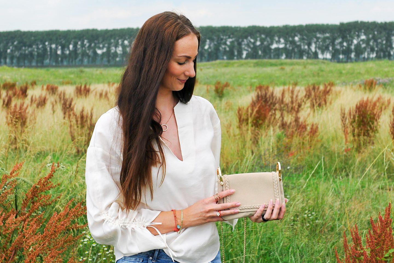 H&M Bag gerecycled leer lifestyle by linda designer bags
