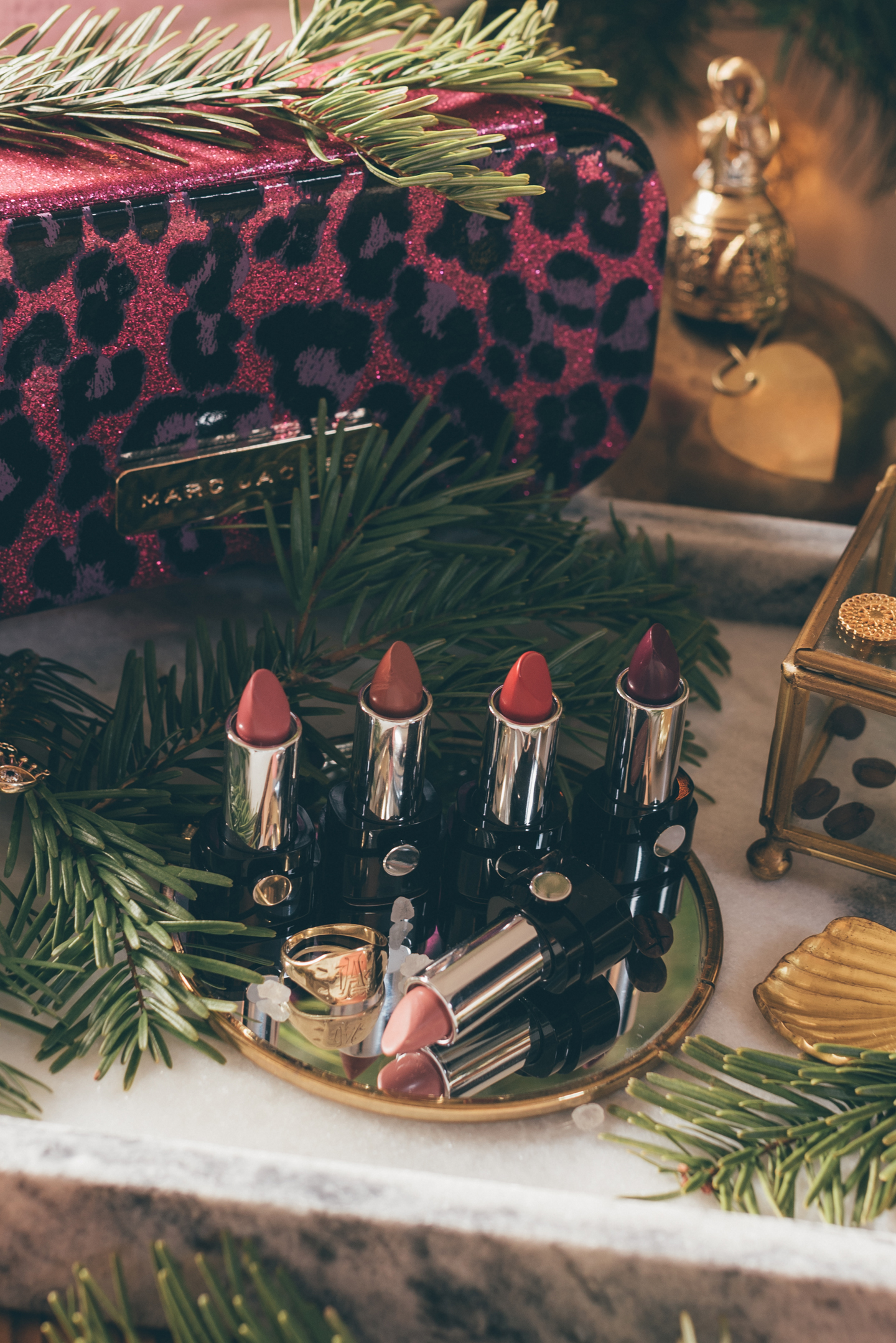 Gift Guide Cruelty Free Beauty Linda's Wholesome Life Marc Jacobs Beauty