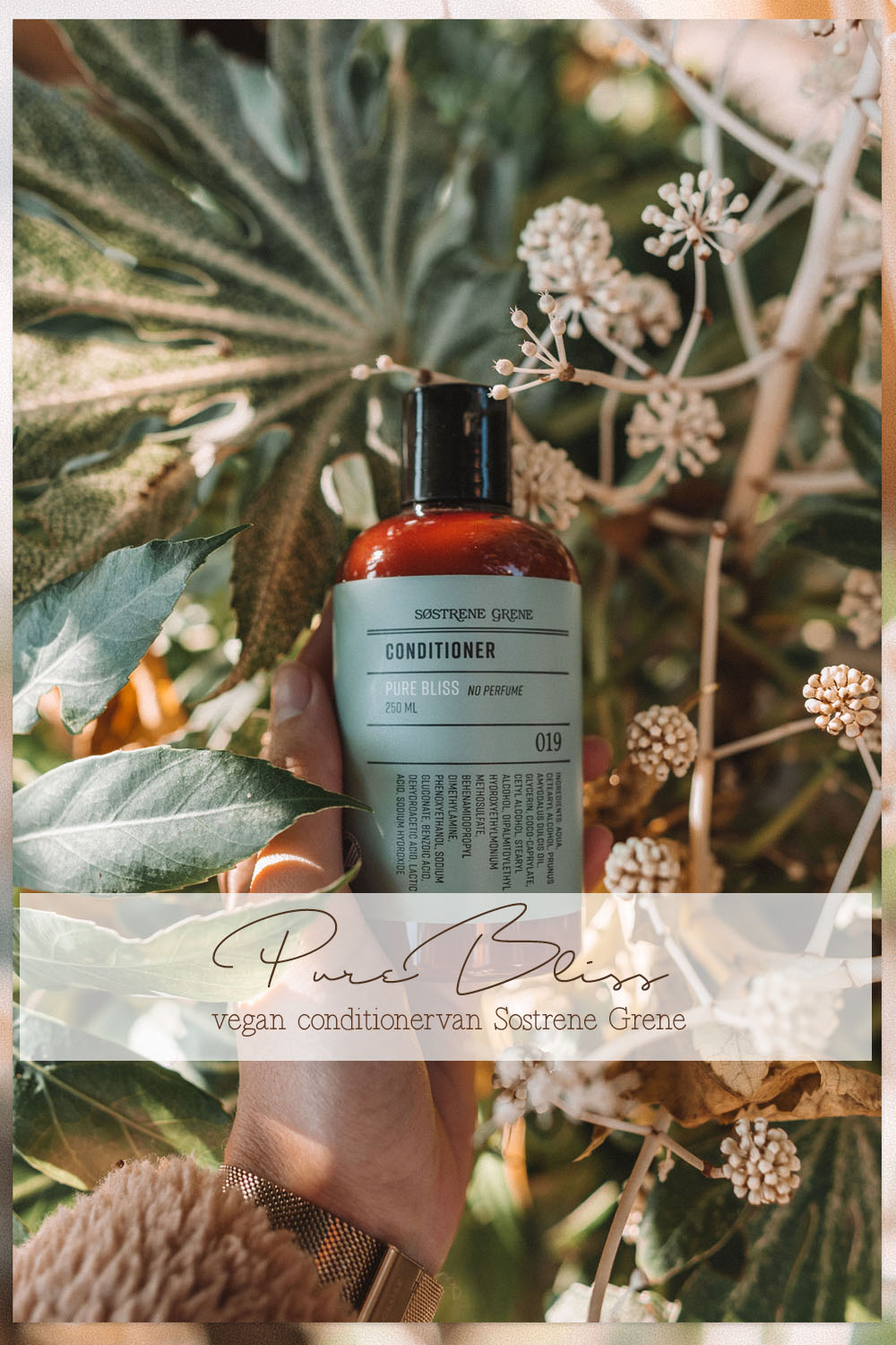 Søstrene Grene Pure Bliss conditioner