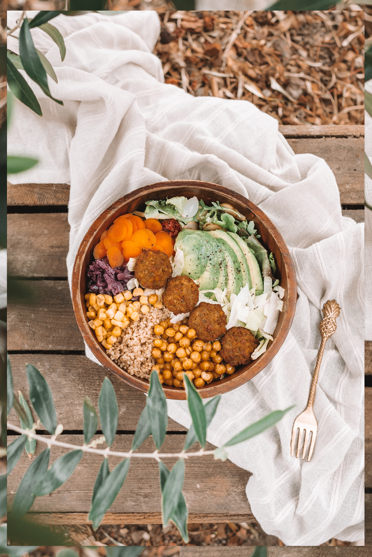 Kleurrijke Buddha Bowl Recept Linda's Wholesome Life