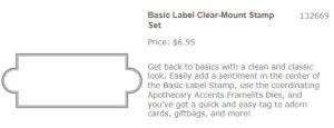 SS - Basic Label