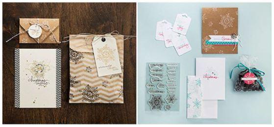 Christmas Photopolymer Stamp Set
