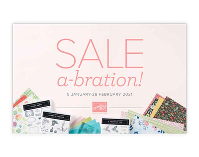 Stampin' Up! January-February 2021 Sale-A-Bration Catalog (PDF)