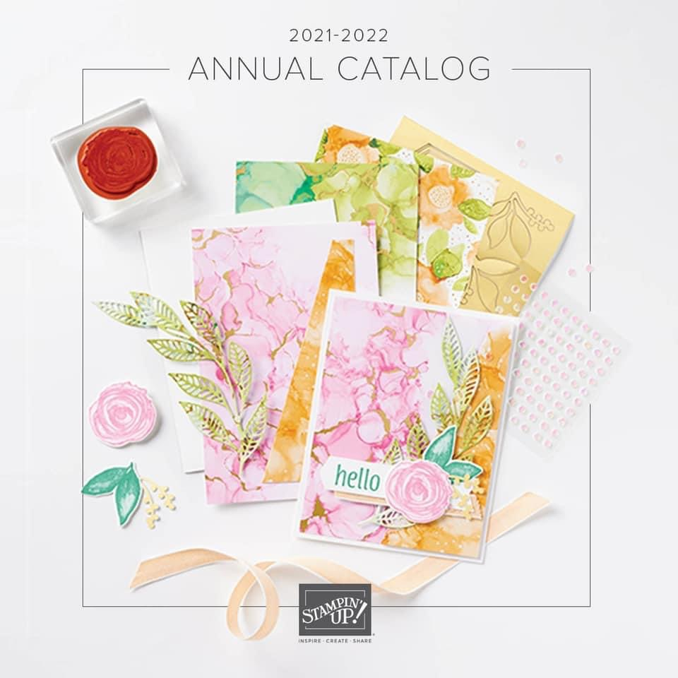 Stampin' Up! Annual Catalog 2021-2022 (PDF)