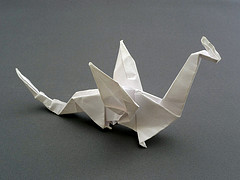 oragami dragon
