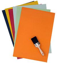 color feng shui paint sample