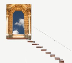 stairway to the sky, feng shui intentions