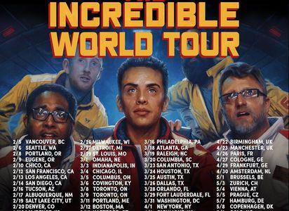 The Incredible World Tour