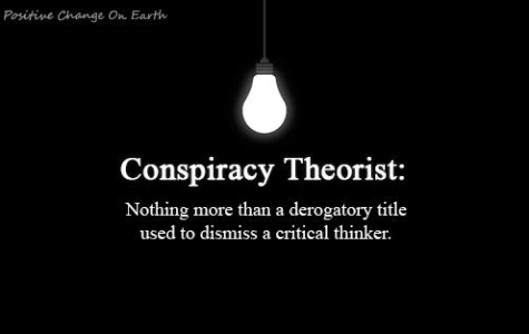 Conspiracy Theories; Conspiracy Theories Everywhere