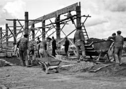 1918, fabriksbygget vid Älvängen