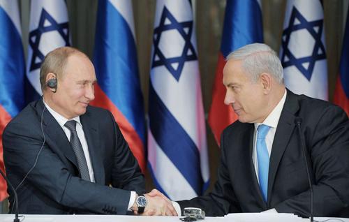 Bild från Jerusalem Post