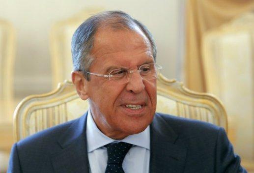 Rysslands utrikesminister <b>Sergei Lavrov</b> (Bild: Reuters)
