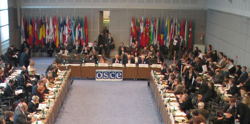 Varför talar ingen om OSSE?