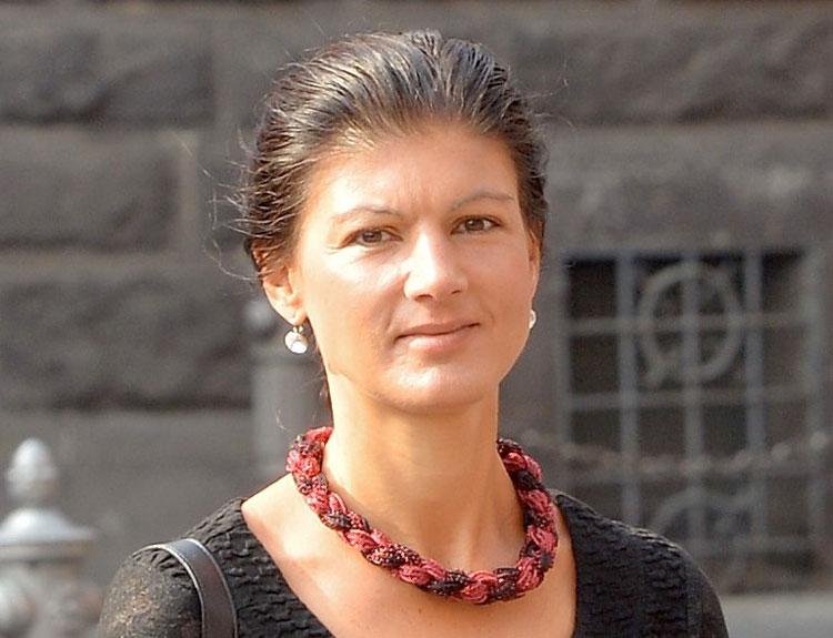 En annan vänsterröst: Sahra Wagenknecht
