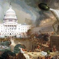 Faller USA-imperiet? –  som Romarriket