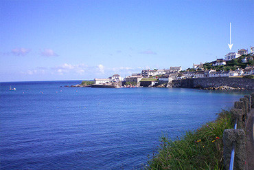 self catering coverack cottage