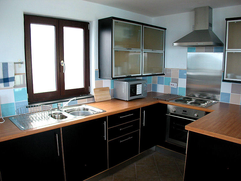 Boak Cottage Kitchen Cornwall - Self Catering cottage