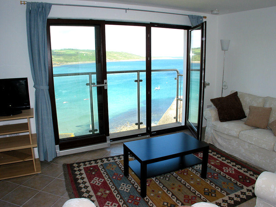Fabulous sea views - Cornwall Cottages in Coverack