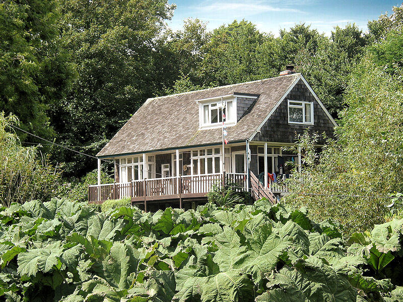 Curlew Cottage - Family holidays in Cornwall